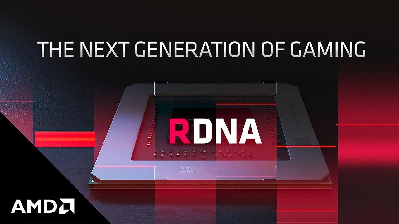AMD Radeon RX 5700 RDNA GPU