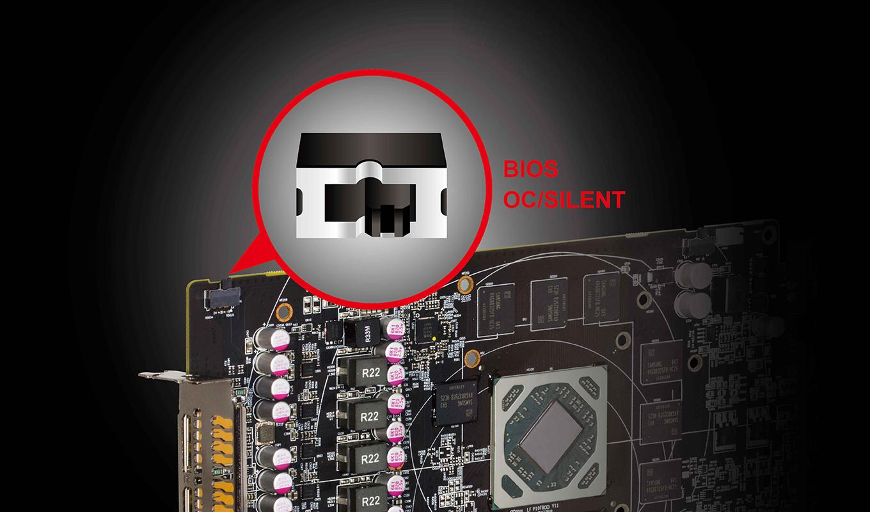 AXRX 580 8GBD5-3DHG/OC - PowerColor