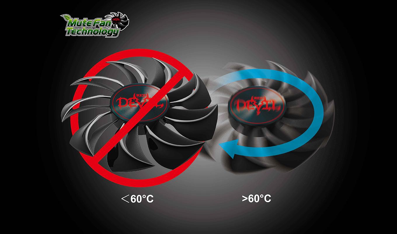 AXRX 480 8GBD5-3DH/OC - PowerColor