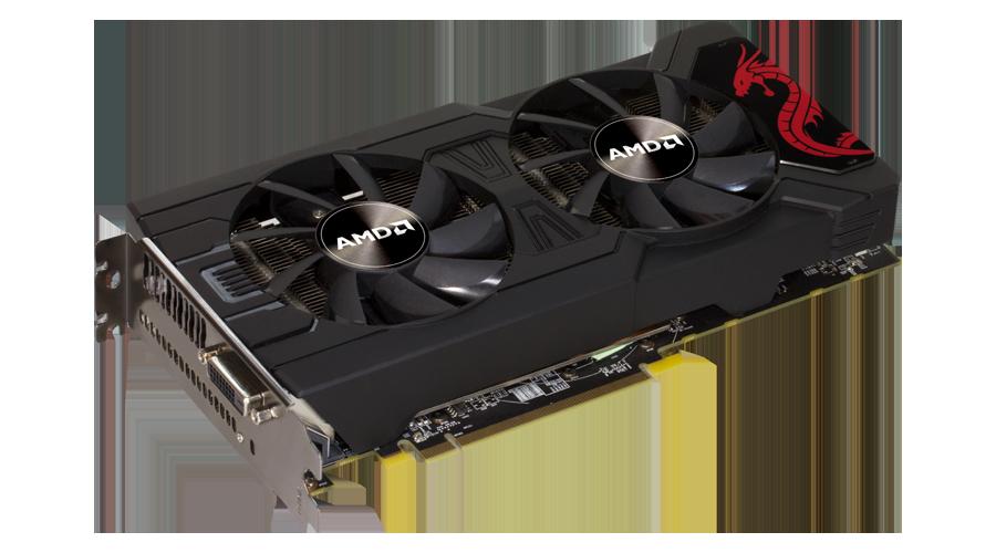 RADEON RX 570. AXRX 570 4GBD5-DM. PowerColor. PowerColor 0f5bf75fa14